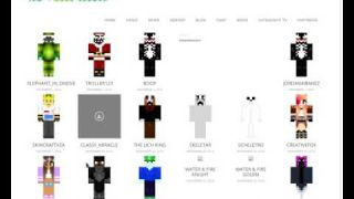 How To Use Minecraft Skins In Minetest