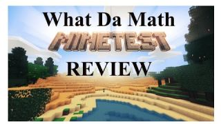 MineTest- review - GAMES IN EDUCATION (Math and more)