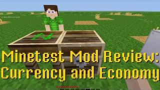 Minetest Mod Review: Currency