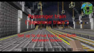 Minetest Mod: Advanced Trains [advtrains] Demo Video