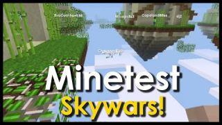 Minetest - SkyWars!