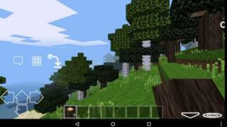 Minetest Inventory Management and Crafting on Android