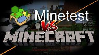 Minetest vs Minecraft