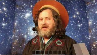 Minetest mod Richard M Stallman