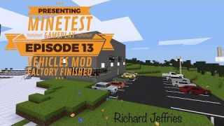 Minetest Gameplay - Finished Factory Technic Mod