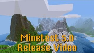 Minetest 5.0 Release Video (Unofficial)