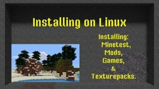 Installing Minetest on Linux | 01-04 | Minetest Modding Course