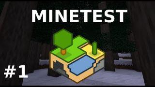 Minetest Singleplayer - 1 - Startup