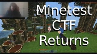 NEW Minetest Capture The Flag (official)