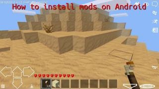 Installing Minetest mods on Android