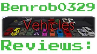 Minetest - Vehicles Mod Review