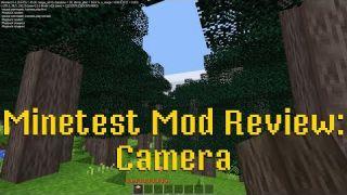 Minetest Mod Review: Camera