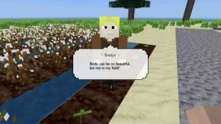 Villagers Mod for Minetest