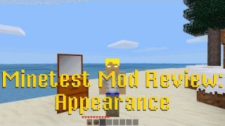 Minetest Mod Review: Appearance