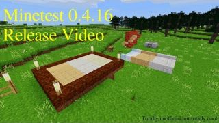 Minetest 0.4.16 Release Video